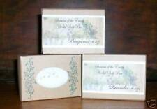 "4 oz. Herbal Glycerine Soap Bar Boxed ""O-R"" Scents Seasons of the Earth"