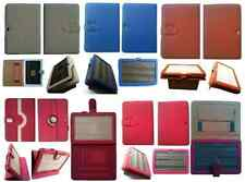 SAMSUNG GALAXY LEATHER CASE  WALLET COVER FOLIO FOR SAMSUNG GALAXY NOTE 10.1 NEW
