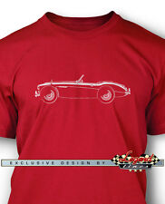 Austin Healey 3000 MKIII Roadster Men T-Shirt - Multiple Colors and Sizes