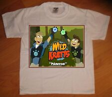 """Wild Kratts 2"" Personaliz​ed T-Shirt - NEW"