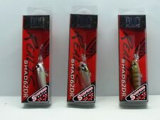 Duo Realis Shad 62DR lures great for Salmon Snook Bream  Bass fishing