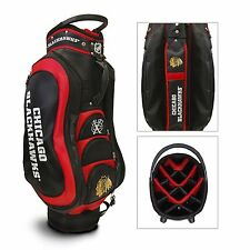 BRAND NEW Team Golf Licensed NHL Medalist Cart Bag *MULTIPLE TEAMS AVAILABLE!*