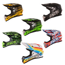O'Neal Fury Fidlock Evo Downhill Mountain Bike Helmet Dirt Downhill Fullface