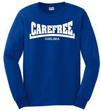 Carefree Sweatshirt - Chelsea, Football, Terrace Song - All Colours & Sizes