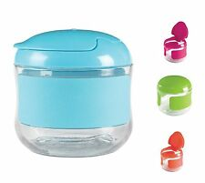 OXO TOT Flip Top Snack Cup for Baby Toddler Kid