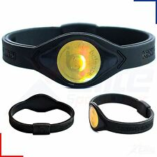 Ionic Balance Midas Ltd Edition Power Tourmaline Negative Ion Band Wristband