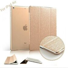 Ultra Slim Smart Cover PU Leather Stand Case For New Apple iPad Air 5th