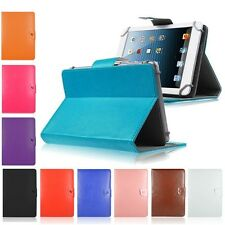 "leather case cover stand For 7"" Alcatel ONE TOUCH EVO7 7HD Tab 7 Pop7 7S Tablet"