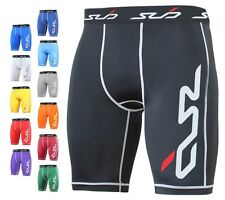 Sub Sports DUAL Baselayer Men's Compression Shorts All Sports