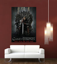 Game Of Thrones Giant 1 Piece  Wall Art Poster TVF181