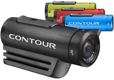 NEW CONTOUR ROAM 2 WATERPROOF ACTION VIDEO CAMERA - MULTIPLE COLORS, WIDE ANGEL