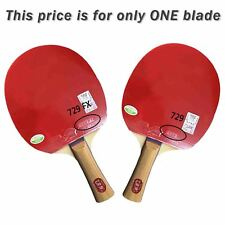 RITC 729 Friendship 1020 Pips-In Table Tennis Racket for Ping Pong
