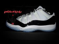 2014 Nike air jordan XI 11 concord low white black