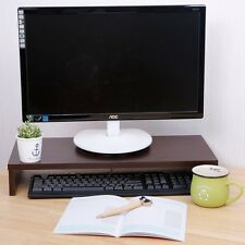 DIY Computer Keyboard Stand Desktop screen frame For Office Home 【MIT】