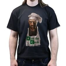 Breaking Bad Heisenberg Kiss The Cook T-shirt P135