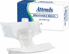Attends Value Tier Breathable Adult Diapers ( Medium, Large, X-Large)