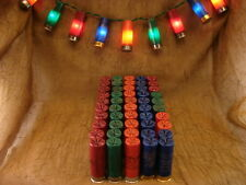 Holiday String Lantern Patio Party Bar RV To Shotgun Shell Christmas Lights 35