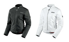 *Fast Shipping* Womens Icon Hella Leather Jacket Motorcycle Apparel