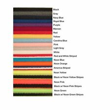 "Oval (Round) Shoelaces Made in USA (Pair)- 24 Colors in 45"" and 36"" Sizes"