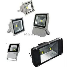 10W 30W 50W 100W 200W LED SMD AC White Spotlight Flood light Waterproof IP65