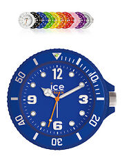 Genuine Ice Watch Analogue Wall Clock With Silent Sweep seconds Hand - NEW