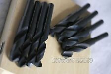 14,14.5,15,16, 17,18,19,20 BLACKSMITH DRILLS HSS DRILL BITS- SET of 8- Single