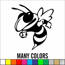 Hornet Bee vinyl decal sticker Logo Car Window Old Machines Vending Soft Drink