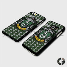 Slytherin House Snake Green Water Hogwarts Harry Potter Hard Phone Case Cover