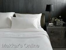SHERIDAN Super Soft 500TC Egyptian Cotton Sateen Queen Bed Sheet Set - RRP349.95