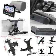 "Universal Car Back Seat Mount Holder For Tablets iPads 6"" To 11"" 360 Rotating UK"