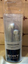 Sony MDR-E9LP Light Weight Ear Bud Headphones - 7 Colors - New In Box-USA Seller