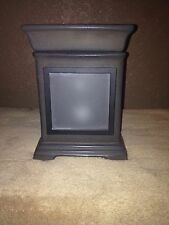 NIB Scentsy Charcoal Gallery Warmer with your choice of 1 magnetic frame