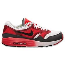 Nike Air Max 1 C2.0 Men Sneakers White/LTCrimson/Dark Grey/Black 631738-106