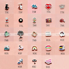 New Fashion Floating Charms Free Shipping for Glass Living Memory Lockets 1pc