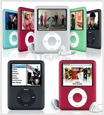 4GB 8GB Slim Mp3 Mp4 Mp5 Player with LCD Screen, FM Radio & Movie Player