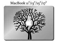 APPLE TREE Decal LAPTOP / MACBOOK Mac Pro Air Sticker ALL SIZES & COLORS M62