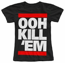 OOH KILL 'EM - Dope New Meek Mill Hip Hop Rap Music Women's - Girl's T-Shirt