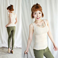 Qnigirls KPOP Style Korean Fashion Fragrance of Soap Tight Long Tee Cute Lovely