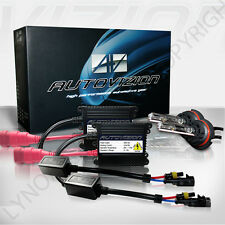 55Watt 55w HID Conversion Kit H4 H7 H11 H13 9003 9005 9006 6K 5K Hi-Lo Bi-Xenon