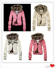 30% BIG OFF !!!! Abercrombie and Fitch A&F Fur Hoodies Women S/M/L