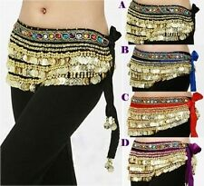 Beautiful NEW Belly Dance dancing Waist Chain Hip Scarf Costume