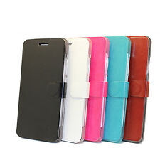 For Asus ZenFone 6 Mobile Phone Wallet Leather Case Stand Cover Pouch + Film