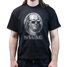 Benjamin Franklin Swag Dope Indie Hipster Hip Hop Clothing T-shirt