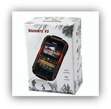 "New Discovery V5 Android 4.2.2 smartphone 3.5"" Waterproof Shockproof WIFI Dual"