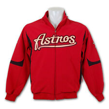 Houston Astros MAGESTIC AUTHENTIC THERMA BASE PREMIER DUGOUT JACKET NWT