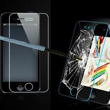 8-9H Hardness Tempered Glass Film Screen Protector for Apple iPhone 5S 5 5C 4 4S