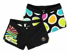 ROXY ladies 'Jump Start' Shorts Reversible Womens Boardshorts Quiksilver Swim