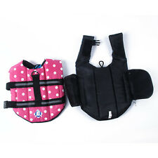Dogs Life Jacket Outward Pet Vest Polka DOG FLOTATION DEVICE LIFE JACKET FOR DOG