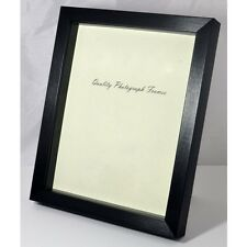 Black Brushed Box Photo/Picture Frame - Various Sizes available