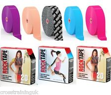 Rocktape Kinesiology Athletic Sport Muscle Physio Support Rock Tape CrossFit